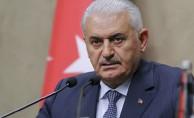"""Başbakan Binali Yıldırım: """"Rejimin yaptığı vahşet, kabul edilemez"""""""