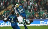 Bursaspor'da Moussa Sow krizi!