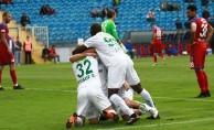 Bursaspor derin nefes aldı! (4-1)