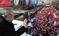 """Cumhurbaşkanı Erdoğan: """"Bizi kurla tehdit etmeye kalkmayın, bu ülkede yaşam hakkı bulamazsınız"""""""