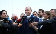 """Cumhurbaşkanı Erdoğan: """"Suriye'deki gelişmeleri ele aldık"""""""