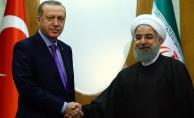 Erdoğan, Ruhani görüşmesi başladı