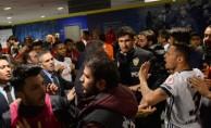 TFF, olaylı derbiyle ilgili kararı 25 Nİsan'da verecek