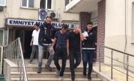 Bursa'yı birbirine kattılar, polisten kaçamadılar