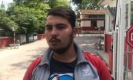 Edirne'de Yunan tarafına geçen Türk işçi