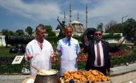 Fatih Sultan Mehmet Edirne'de dualarla anıldı