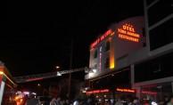 Kocaeli'de yangın çıkan otelde 10 kişi dumandan etkilendi