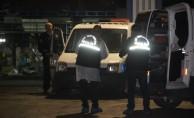 Konya'da iş kazası