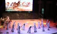 Kütahya'da lise öğrencilerinden Dumlupınar Müzikali