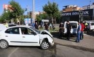 Şanlıurfa'da trafik kazası: 3 yaralı