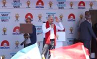 Başbakan Binali Yıldırım, Tokat'ta halka seslendi