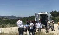 Bursa'da otomobil takla attı! 4 yaralı