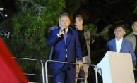 Cumhurbaşkanı Erdoğan'a Gambiya Cumhurbaşkanından tebrik telefonu