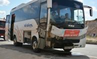 Didim'de trafik kazası: 10 yaralı