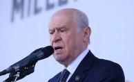 MHP Genel Başkanı Bahçeli'den Erdoğan ve Münbiç açıklaması