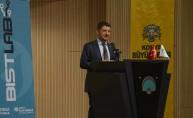 Borsa Eğitim ve Simülasyon Laboratuvarı'nın ikincisi Konya'da açıldı
