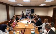MÜSİAD İngiltere ile BTSO üyelerinin Londra buluşması