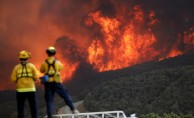 California'daki yangında yeni tahliyeler