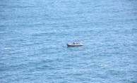 Denizde kaybolan genci arama çalışmaları