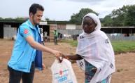 Diyanet İşleri Başkanlığından Nijerya'da 50 bin kişiye kurban eti yardımı