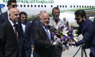 Irak Başbakanı İbadi Ankara'da