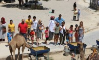 Kapadokya'da Avrupalı turist artışı yaşanıyor