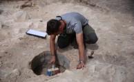 Nevşehir Kalesi'nde arkeolojik kazı çalışmaları