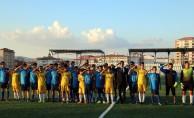 Şehit bebek anısına futbol turnuvası