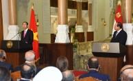 Vietnam'dan Mısır'a Cumhurbaşkanlığı düzeyinde ilk ziyaret