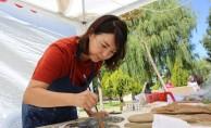 Seramik sanatçıları Avanos'ta buluştu