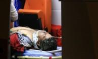 Sivas'ta inşaatta iskele çöktü: 4 yaralı