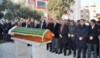 Seyit Ali Özkan son yolculuğuna uğurlandı