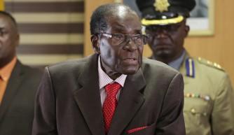 Dünyanın en yaşlı lideri Robert Mugabe