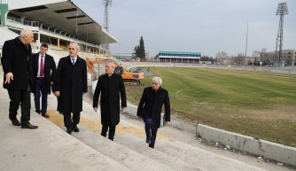 Altıparmak Atatürk Meydanı'nda sona gelindi