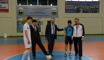 İnegöl Belediye Başkanlığı Kupası Start Aldı