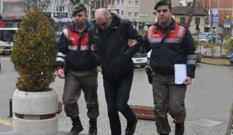 Murat Erakalın Bursa'da gözaltına alındı