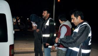 Bursa'da kredi kartı dolandırıcıları yakalandı