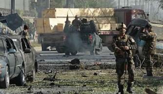 Afganistan'da askeri üsse saldırı gerçekleşti!