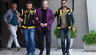 Bursa'da arkadaşını öldüren zanlı adliyeye sevk edildi