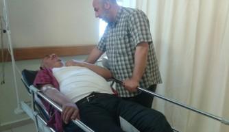 Bursa'da müezzin nöbet geçirince ezan yarıda kaldı