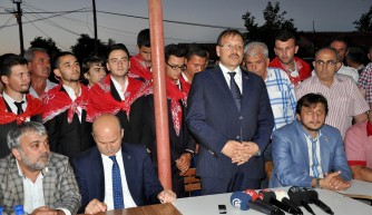 """Başbakan Yardımcısı Çavuşoğlu: """"Elbirliği ile üzerimize düşen neyse onu yapacağız"""""""