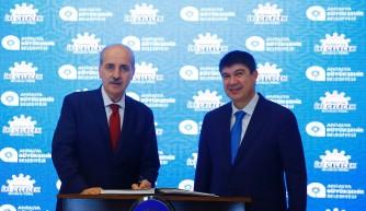 Kültür ve Turizm Bakanı Numan Kurtulmuş Antalya'da