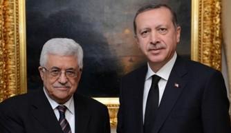 Erdoğan'dan Abbas'a 'Filistin' telefonu