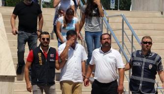 Suç makineleri Muğla'da yakalandı