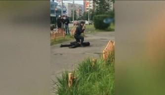 Rusya'da saldırı: 8 yaralı, saldırgan öldürüldü!