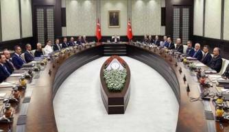Kritik MGK toplantısından Kuzey Irak mesajı: Hava sahası kapatılsın