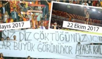 Galatasaray Kulübü tartışılan kareografi ile ilgili açıklamada bulundu
