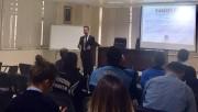 Bursa'da zabıtalara uyuşturucu ile mücadele eğitimi