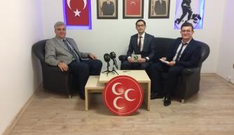 MHP ile AK Parti birlikte daha güçlü