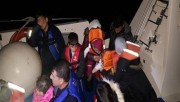 Yunanistan'a geçmek isteyen 18 kaçak göçmen yakalandı!
